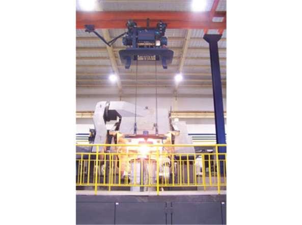 LDY型冶金电动单梁起重机