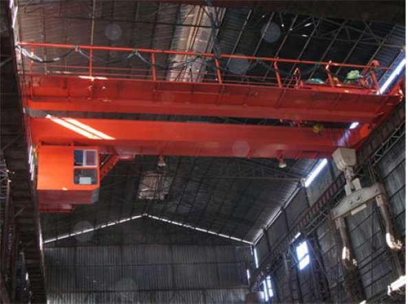 QDY型通用桥式起重机(吊运熔融金属)