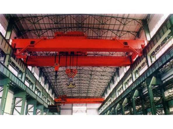 QD型吊钩桥式起重机1